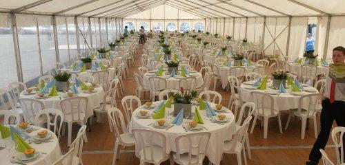 Organisation et décoration de table