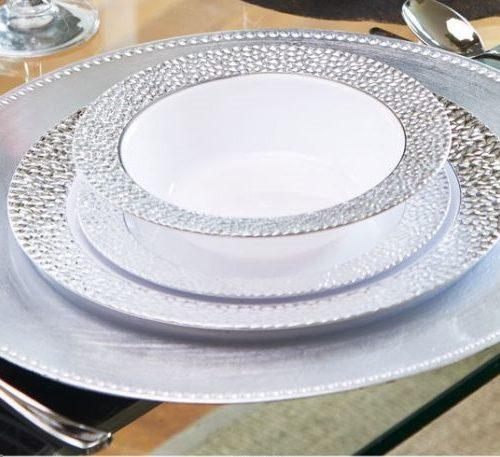 Assiettes et bols prestiges