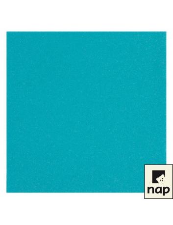 serviettes Célisoft 40 x 40 turquoise