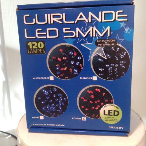 Guirlande Led 5MM